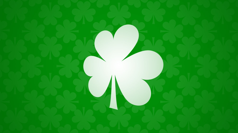"One of History's Most Endearing ""Logos"" – The Shamrock!"
